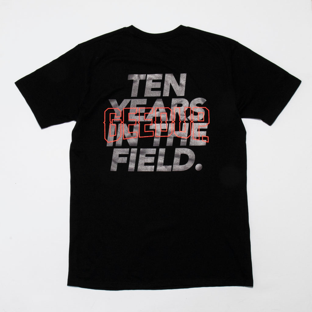 In The Field Tee Black