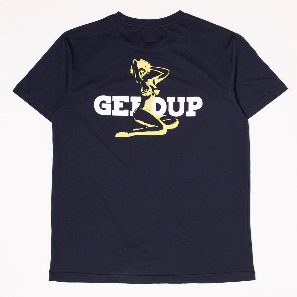 GEEDUP Playboy Tee Blue