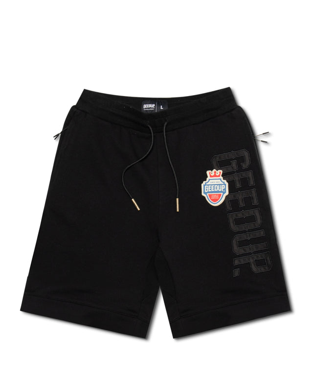 Core Logo 10YR Walk Short Black