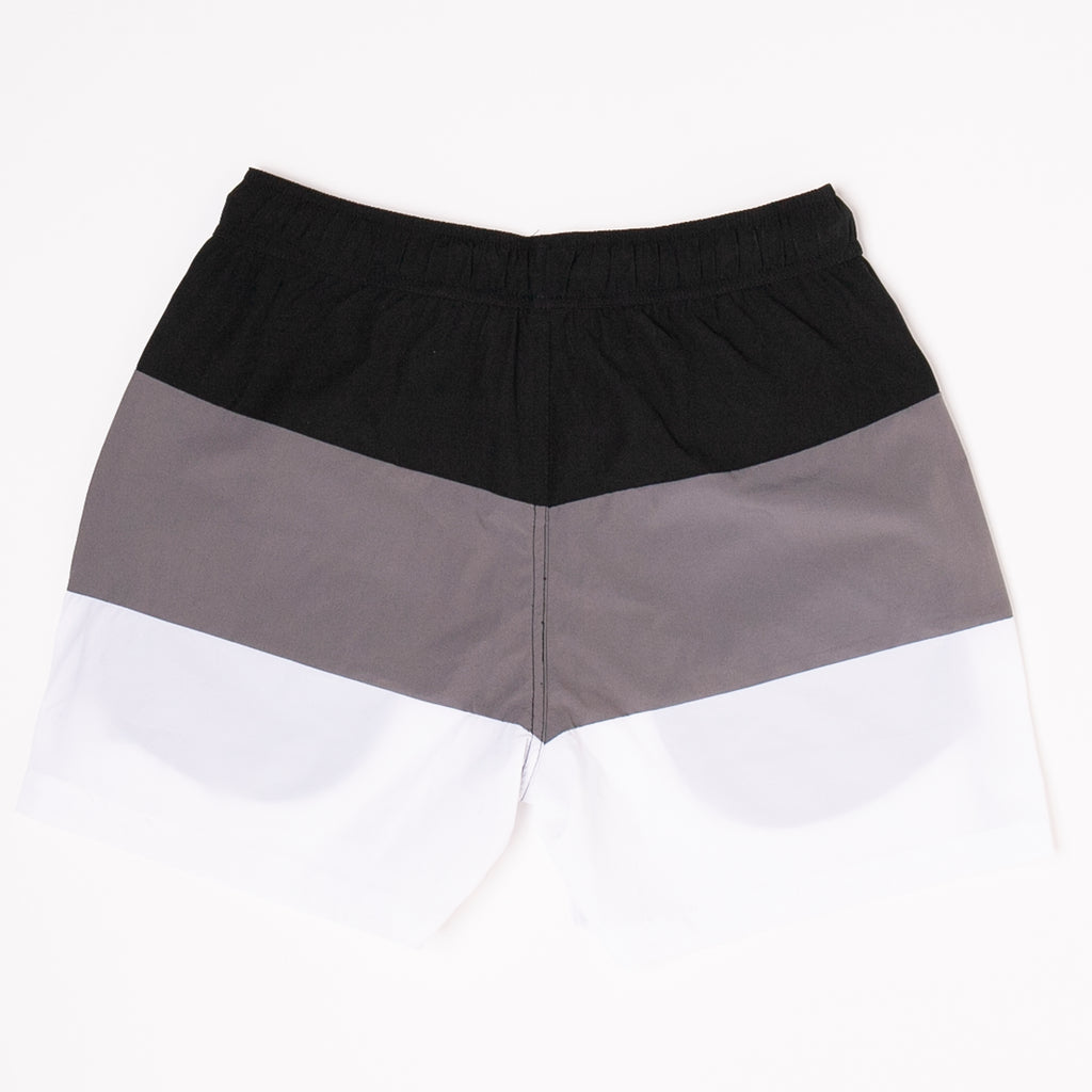 Core Logo 3P Shorts Black/Grey