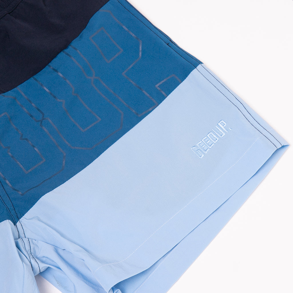 Core Logo 3P Shorts Blue/Blue