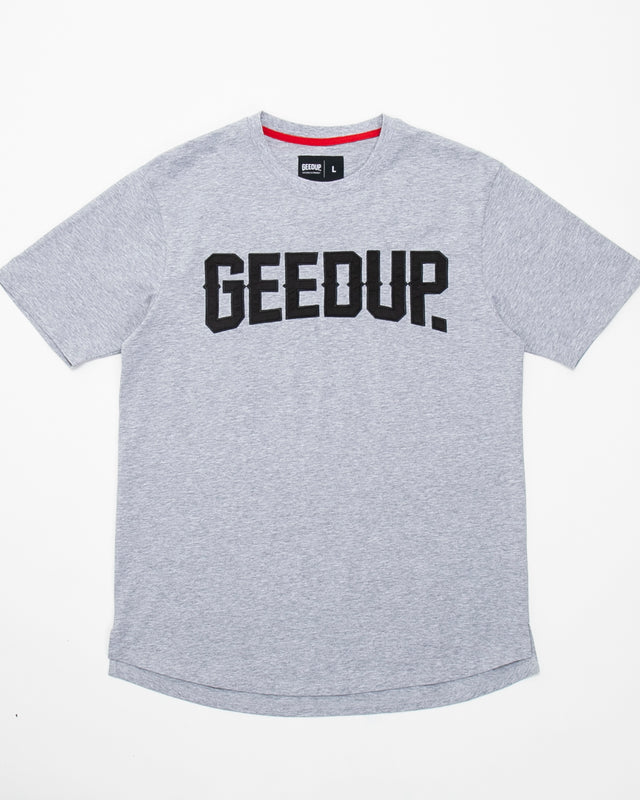 CORE Logo T/T Tee Grey Marle