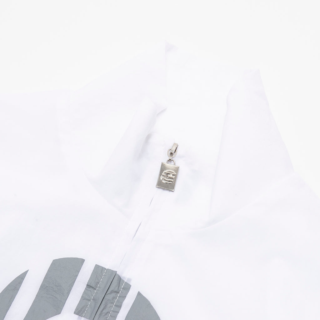 GDUP Sportsman Track Jacket White