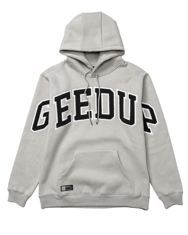 Team Logo Hoody Nano Grey