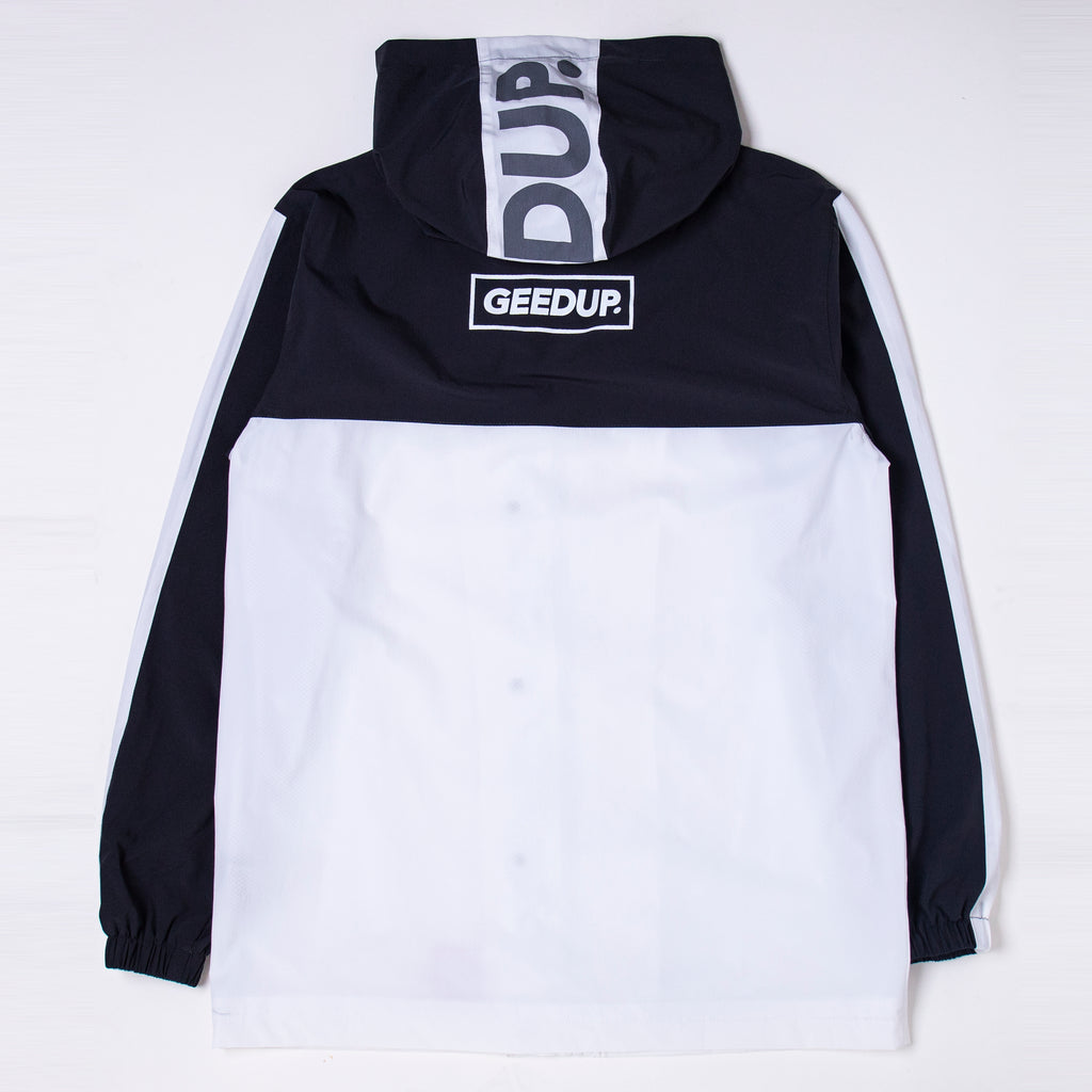PFK Lightweight Spray Jacket White