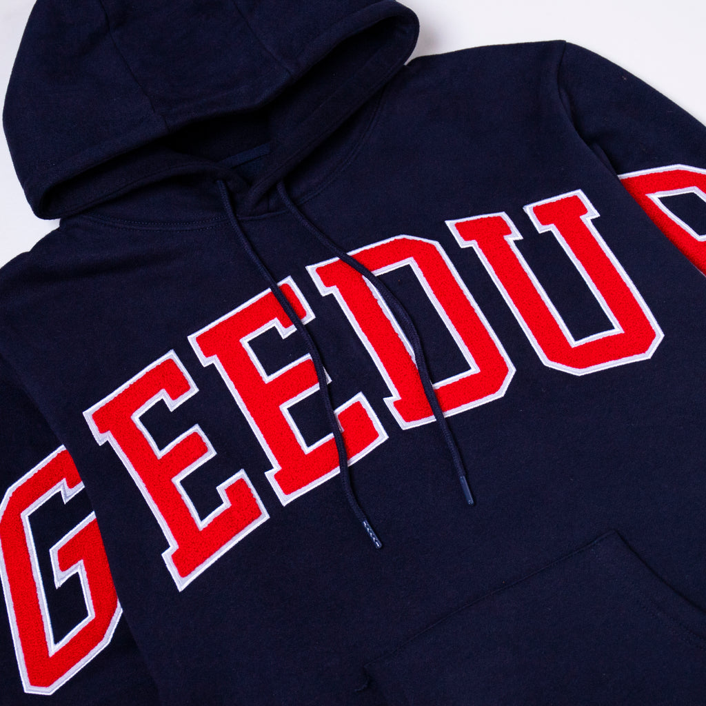 Team Logo Hoody Navy