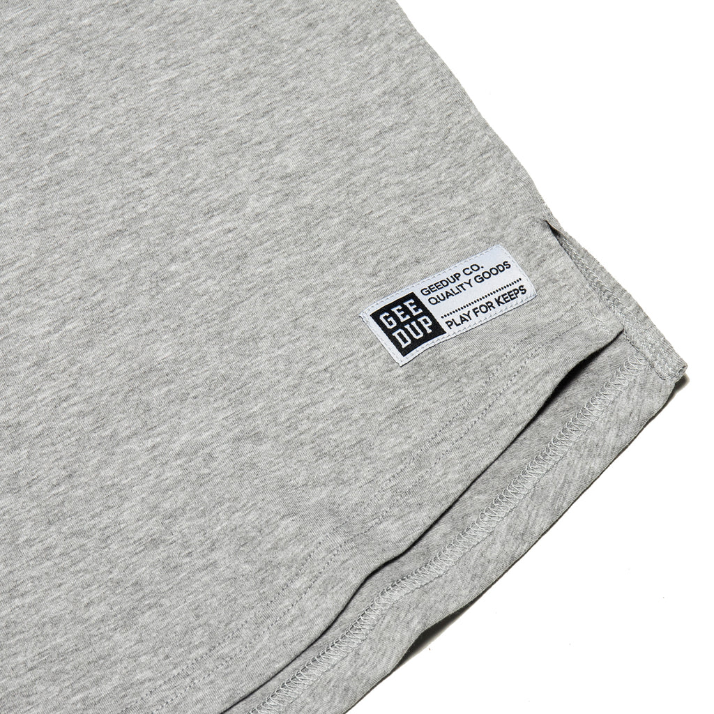 Murk All Others Tee Grey Marle