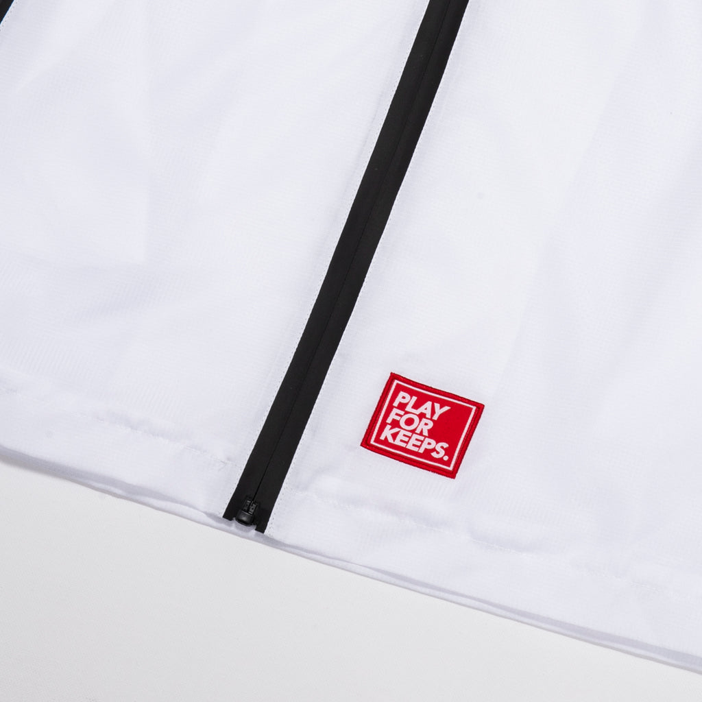 PFK 2.0 Lightweight Spray Jacket White