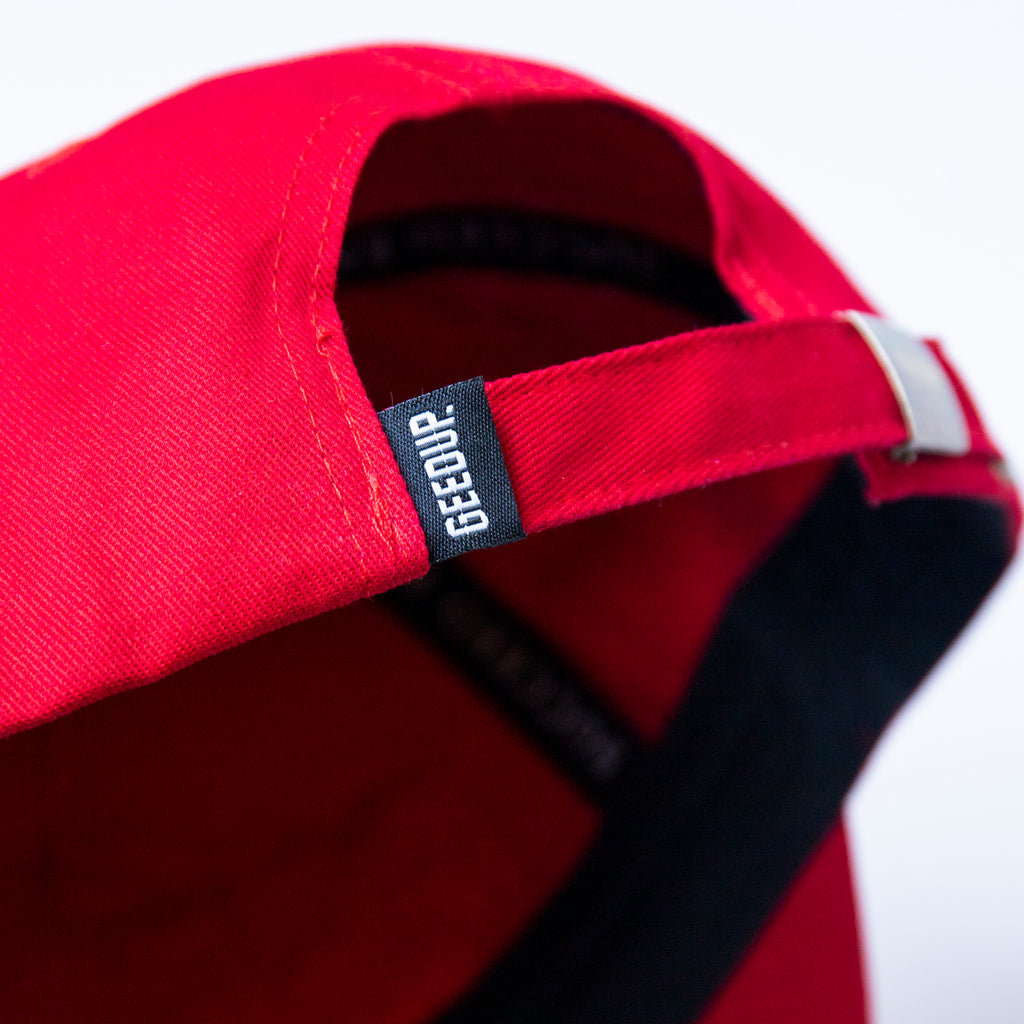 OS CORE Logo A-Frame Red