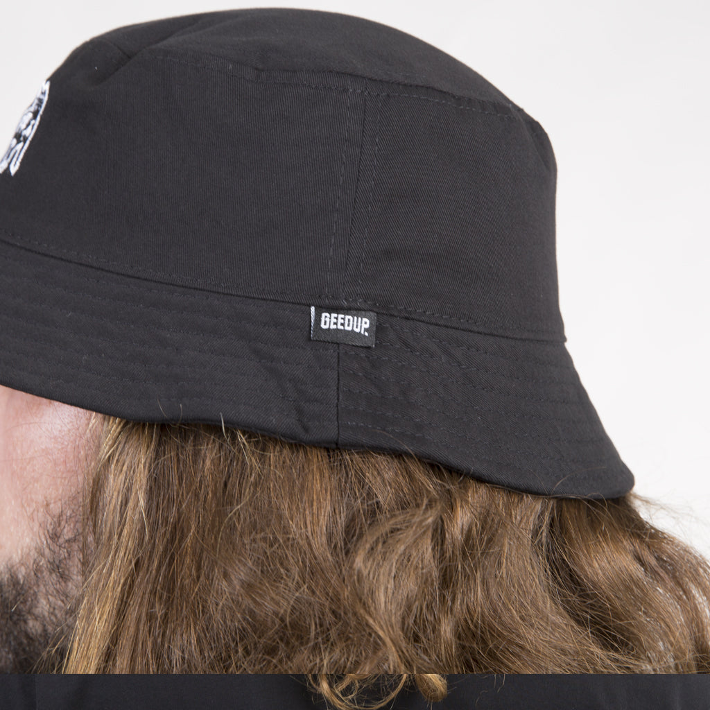 Amstaff Bucket Hat - Black