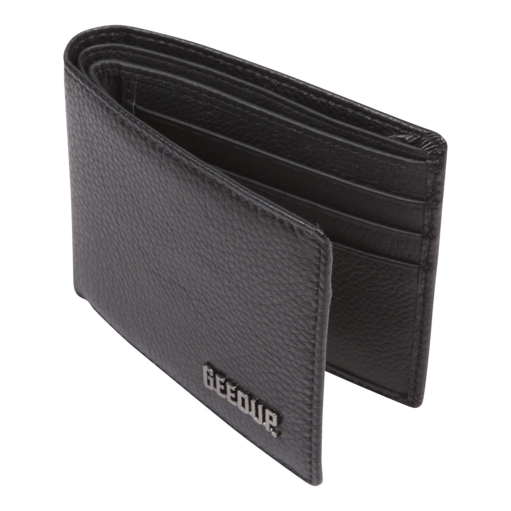 Core Logo Leather Wallet