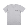 GDUP CL/CO Tee - Grey Marle