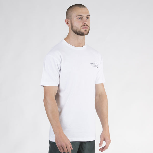 Players Club Tee - White