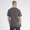 Team Logo Tee - Gunmetal