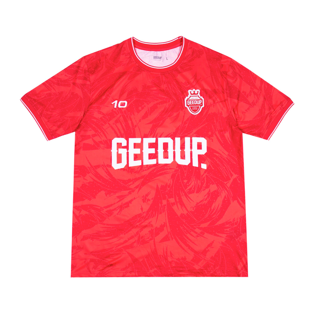 Core Logo Field Jersey Red
