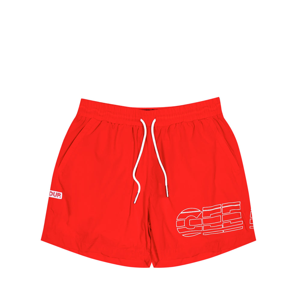 Sportsman Shorts 2.0 Red