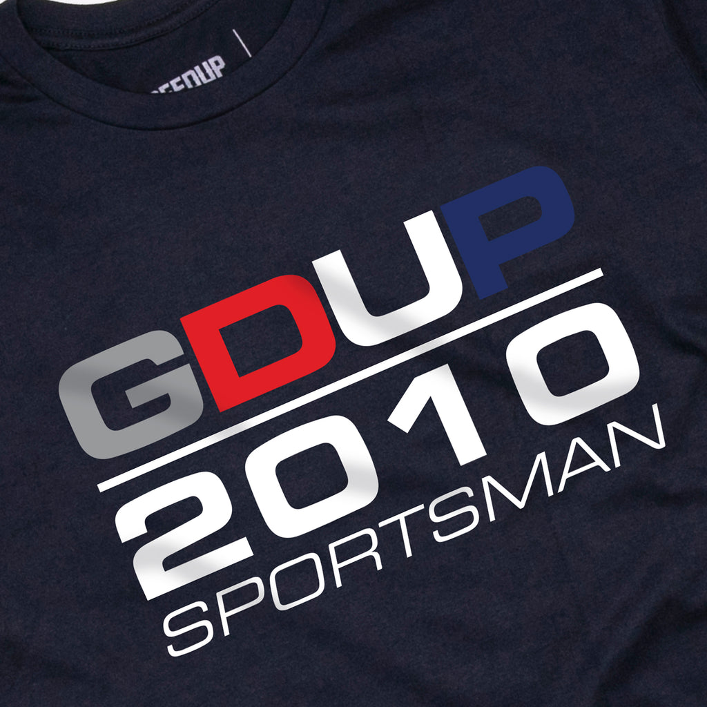 Sportsman 2010 Tee Navy