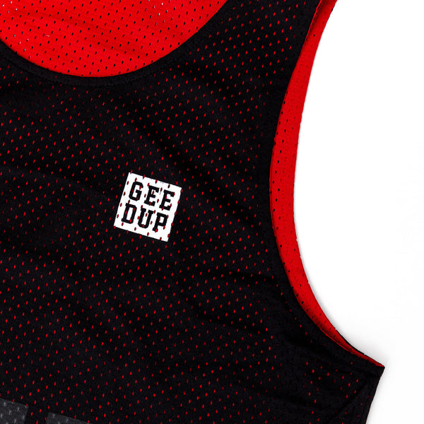 Beamon Reversible Jersey Black/Red