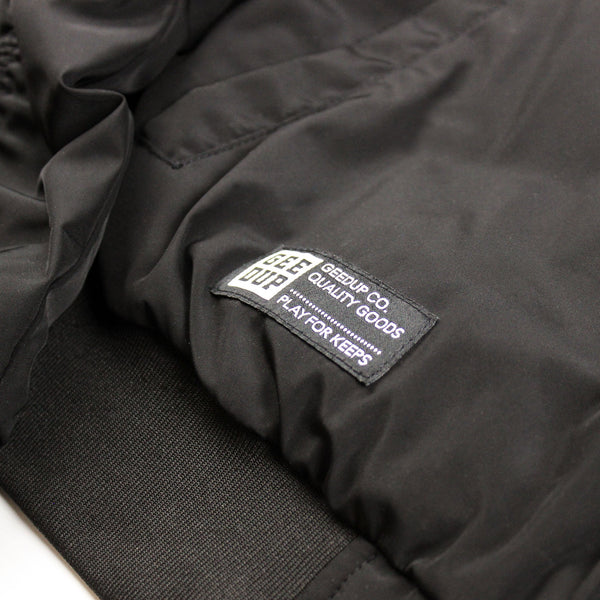 MA-1 Bomber Jacket - Black