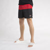 Sportsman 2.0 Swim Shorts - Black/Red