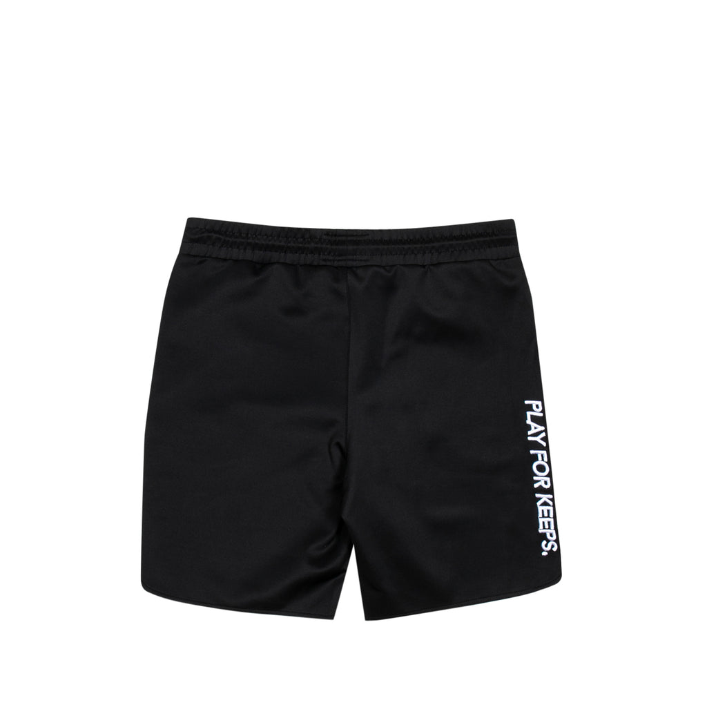 Core Logo Walk Shorts Black