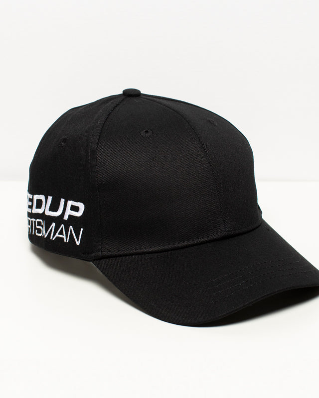 Sportsman 2.0 Cap Black