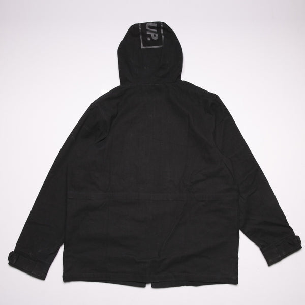 PLAY FOR KEEPS Shell Jacket Black/Black