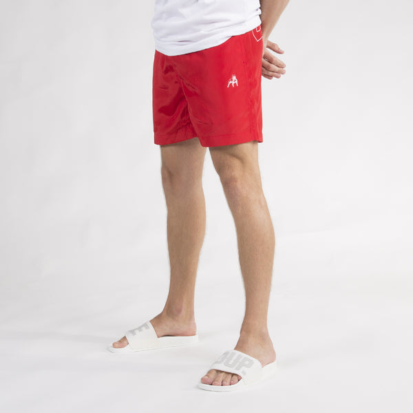 Amstaff Swim Shorts - Red