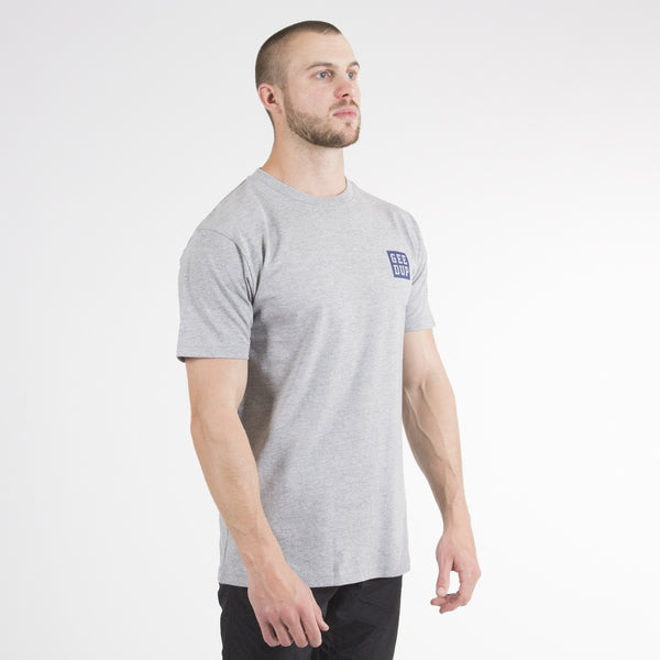 Rookwood Tee - Grey Marle