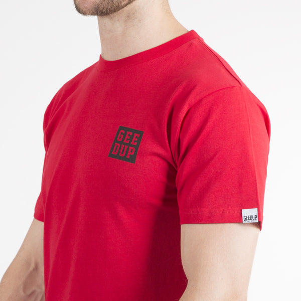 Rookwood Tee - Red