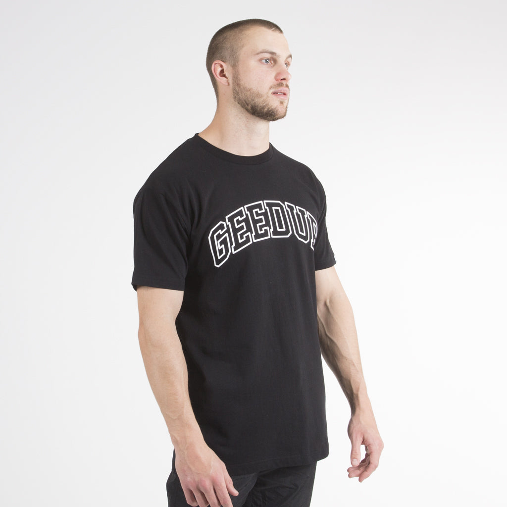 Team Logo Tee - Black