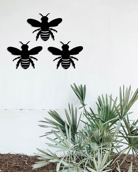 Bees (set of 3)