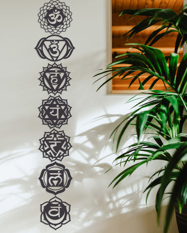 Chakras (set of 7)