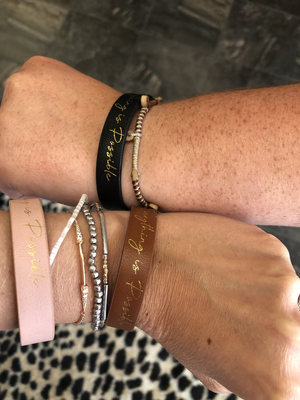 Lucy • Bracelet - Edge Boutique