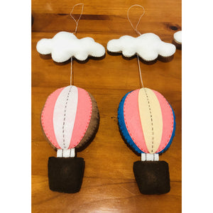 Mobile Balloons - hand made