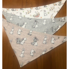 Load image into Gallery viewer, Blush Pink Bunny Bib- Australian made