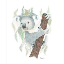 Load image into Gallery viewer, Sweet Koala and Possum set of 3x- Australian range