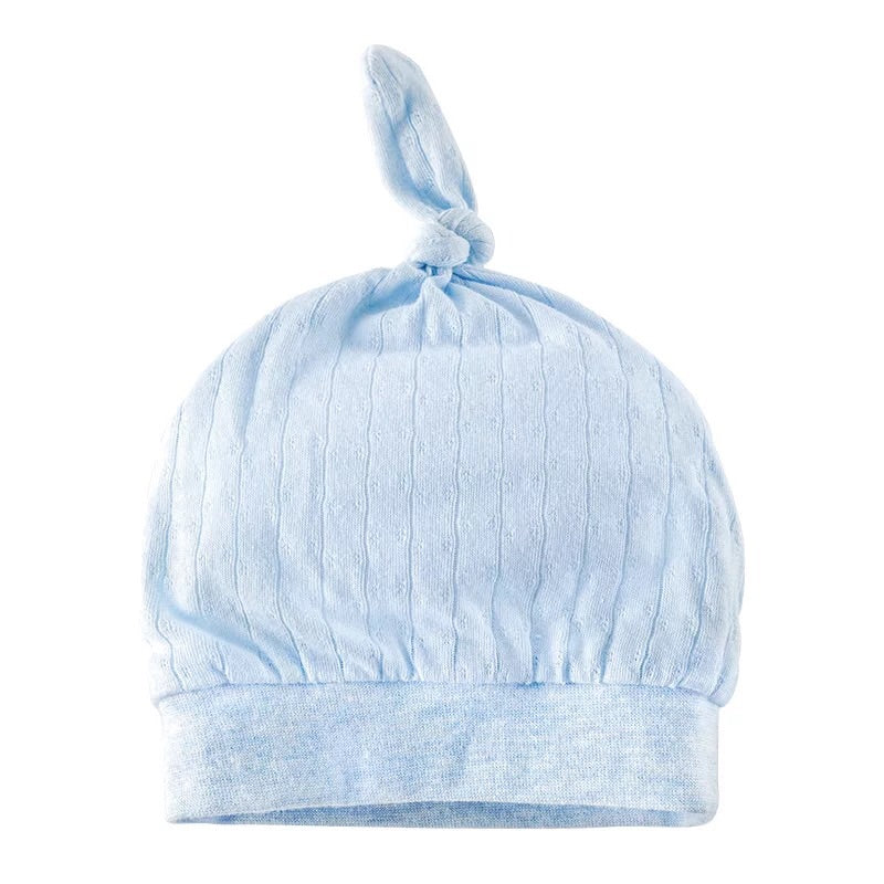Newborn Beanie 3x colours Organic Cotton