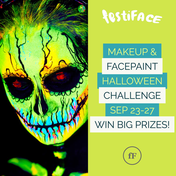 Join us for our Halloween Challenge on Instagram!