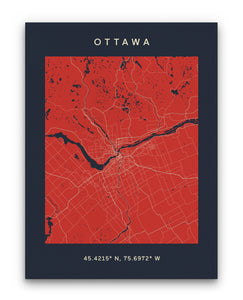 Ottawa Map