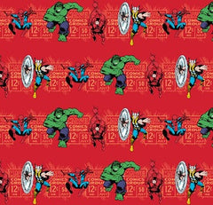 Superhero Fabric