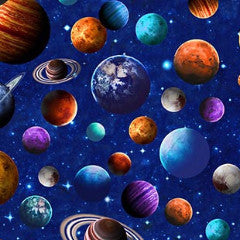 Across the Universe Space Fabric
