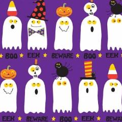 Halloween fabric