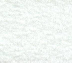 Cream Fleece Fabric Plain