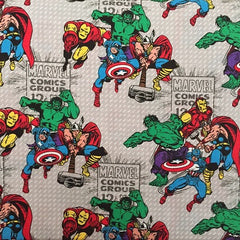 Marvel Comics Group Fabric
