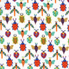 Pesky Bugs Fabric for Children