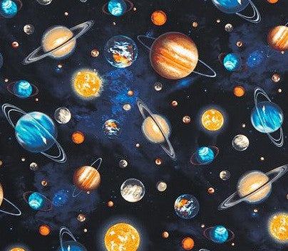 Stargazers Royal Space Fabric Remnant
