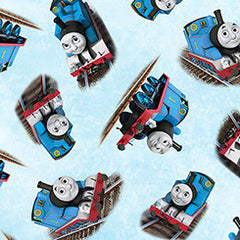 Thomas the Tank Engine Blue Toss