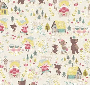 Goldilocks Fabric Cream