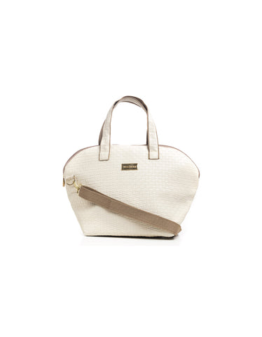 Bolsa Lunch Off White